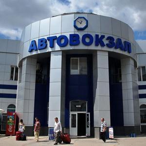 Автовокзалы Лениградской