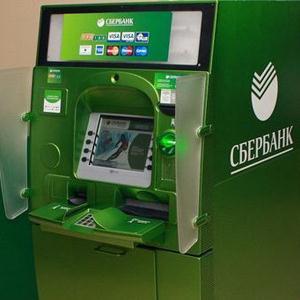 Банкоматы Лениградской