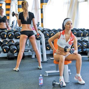 Фитнес-клубы Лениградской