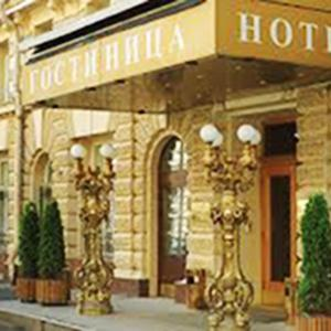 Гостиницы Лениградской