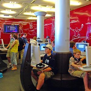 Интернет-кафе Лениградской