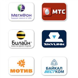 Операторы сотовой связи Лениградской