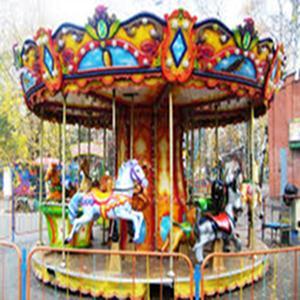 Парки культуры и отдыха Лениградской
