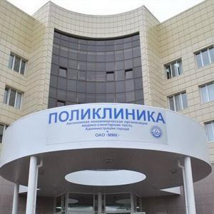 Поликлиники Лениградской