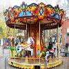 Парки культуры и отдыха в Лениградской