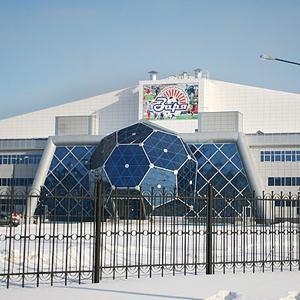 Спортивные комплексы Лениградской