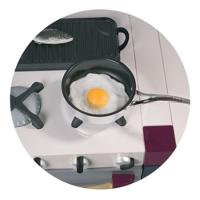 Ретро Диско-кафе Артаун - иконка «кухня» в Лениградской